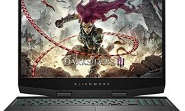 "Dell AlienWare m15 R1 15.6"" FHD 144Hz Laptop, Intel Core i7, 16GB RAM, 512GB SSD, GeForce RTX 2070 8GB GDDR6 with Max-Q Design, Thunderbolt, HDMI, Windows 10 (RTX 2070)"