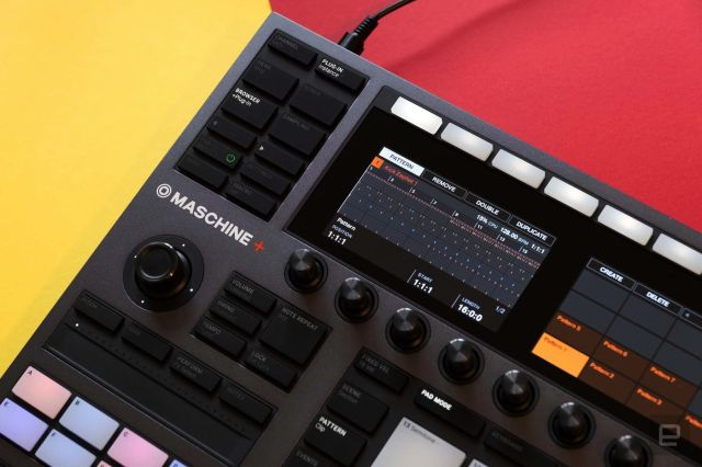 Maschine+ review: Pro beats without the PC (if you want)