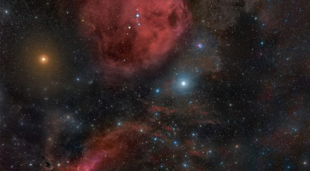 Supergiant Star Betelgeuse Might Be Much Closer Than We Thought