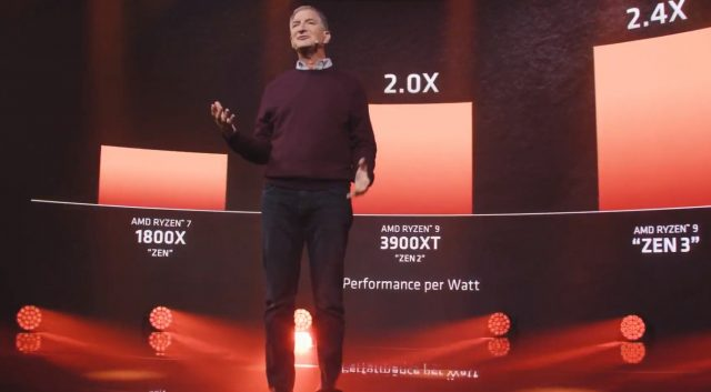 AMD's Mark Papermaster Dishes the Goods on Zen 3