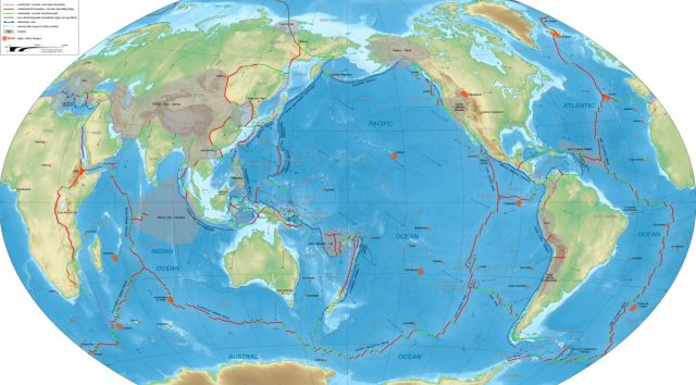 Scientists Found an Ancient Tectonic Plate Buried Deep Inside the Earth's Mantle
