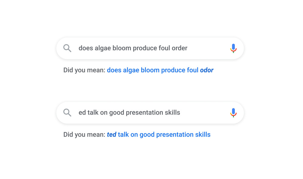 Google search is getting new AI tools to decipher your terrible spelling