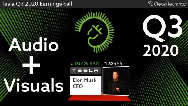 How To Watch & Listen To Tesla Q3 Earnings Call (Livestream)