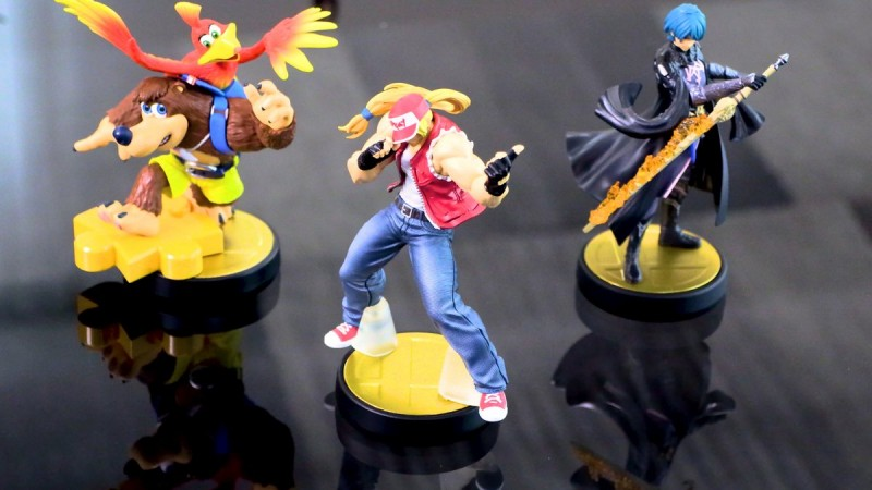 Three New Smash Bros. Amiibos Are Coming In 2021