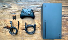 Unboxing the Xbox Series X: Everything in the box