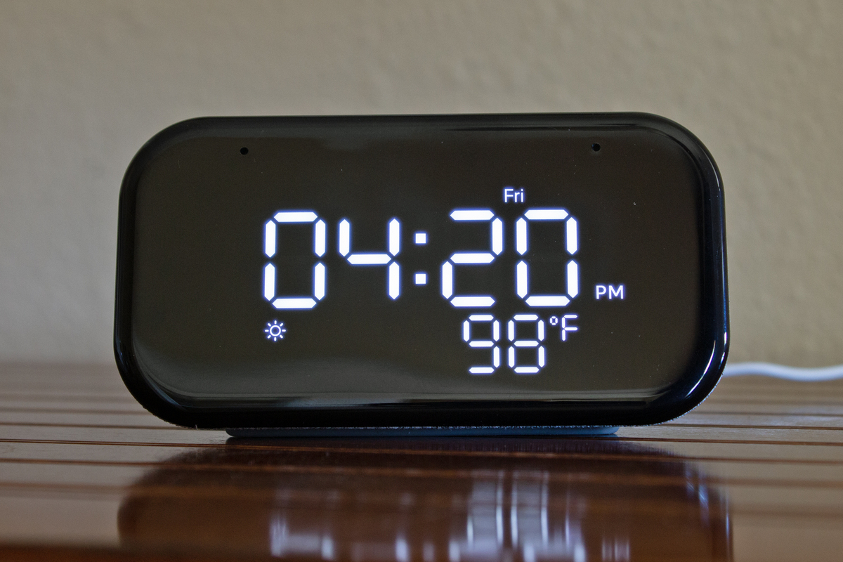 Lenovo Smart Clock Essential review: A great budget smart speaker