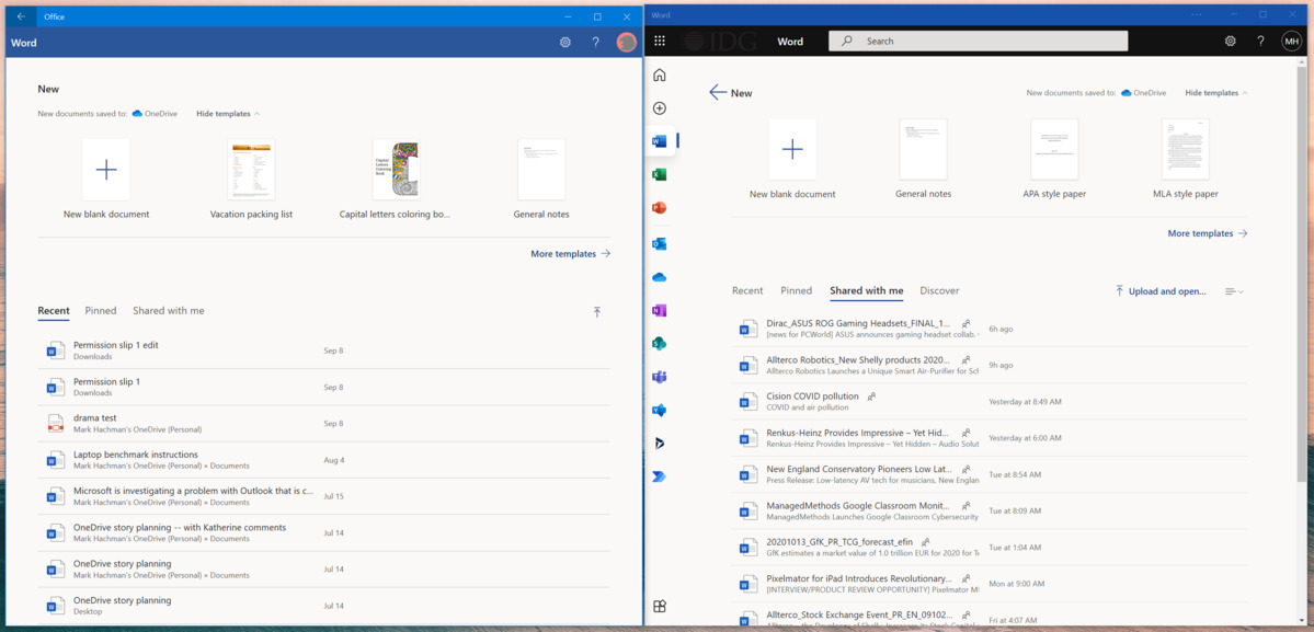 Microsoft is encouraging Office PWAs, which could change how you work with apps