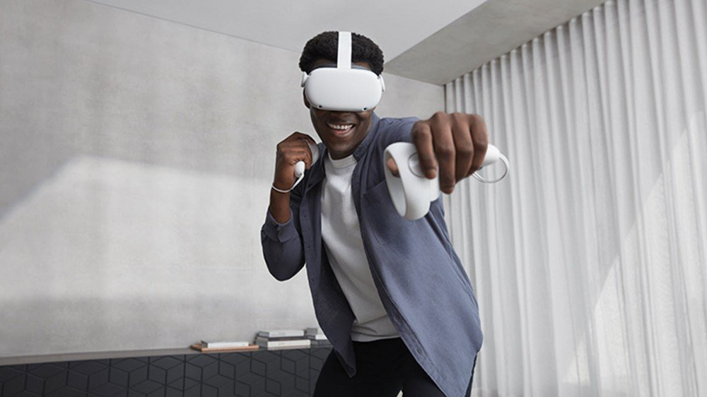 You Can't Play Oculus Go Games on the Oculus Quest 2 – Review Geek