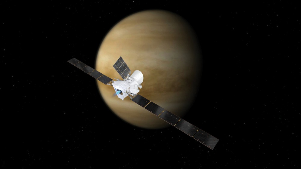 The BepiColumbo Spacecraft Just Used Venus to Slow its Journey to Mercury – Review Geek