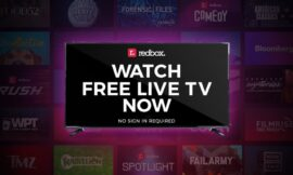 You Can Watch 75 Free Live TV Channels on Redbox – Review Geek