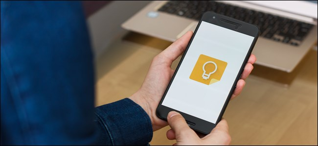 How to Export Your Google Keep Notes and Attachments