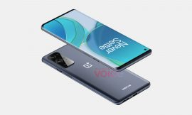 OnePlus 9 Pro renders reveal a Galaxy Note 20-like rear camera bump, 6.7-inch curved display