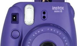Fujifilm Instax Mini 8 Instant Film Camera (Grape) (Discontinued by Manufacturer)