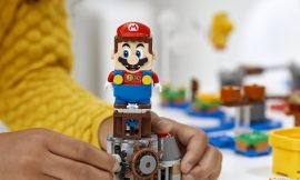 Lego expands its Super Mario world with customization tools, new Mario power-ups, and more characters – TechCrunch