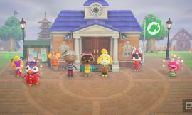 'Animal Crossing: New Horizons' transfers and backups are now available