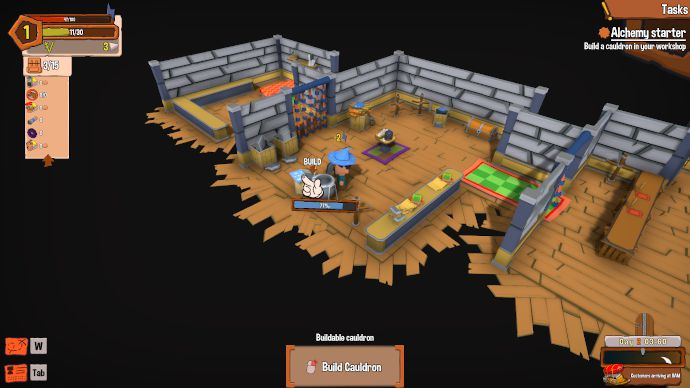"""""""Craftlands Workshoppe"""" Review: Grind Your Way to Capitalist Success"""