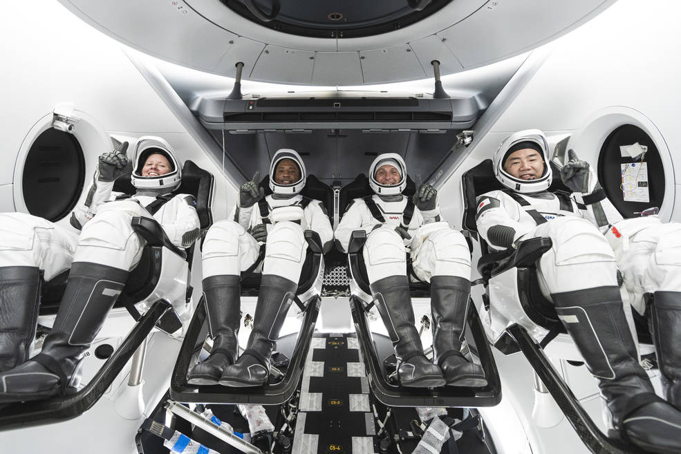 SpaceX and NASA successfully launch four astronauts to space for first operational Dragon crew mission – TechCrunch
