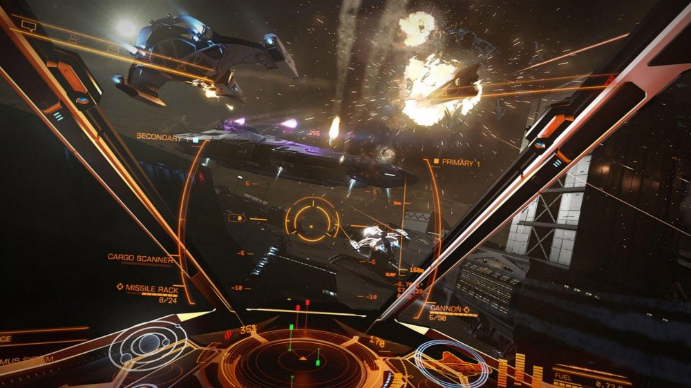 Awesome Space Sim 'Elite Dangerous' is Free on the Epic Games Store Right Now – Review Geek