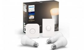 Woot is Selling the Philips Hue White LED Starter Kit for Just $59.99 – Review Geek