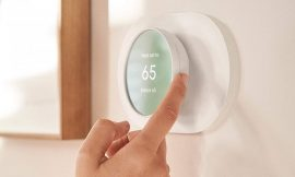 The New Google Nest Smart Thermostat is on Sale for the First Time at $113 – Review Geek