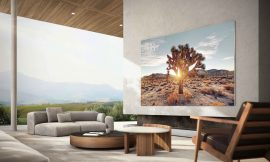 Samsung reveals its 110-inch MicroLED 4K television