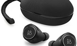 Bang & Olufsen Beoplay E8 Premium Truly Wireless Bluetooth Earphones – Black [Discontinued by Manufacturer], One Size