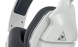 Turtle Beach Stealth 600 White Gen 2 Wireless Gaming Headset for PlayStation 5 and PlayStation 4