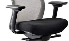 Eurotech Seating Vera Office Chair, Black