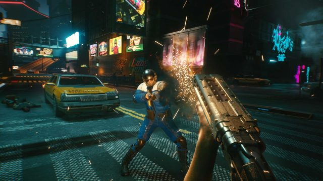 Cyberpunk 2077's PC Player Base Has Shrunk 79 Percent Since Launch