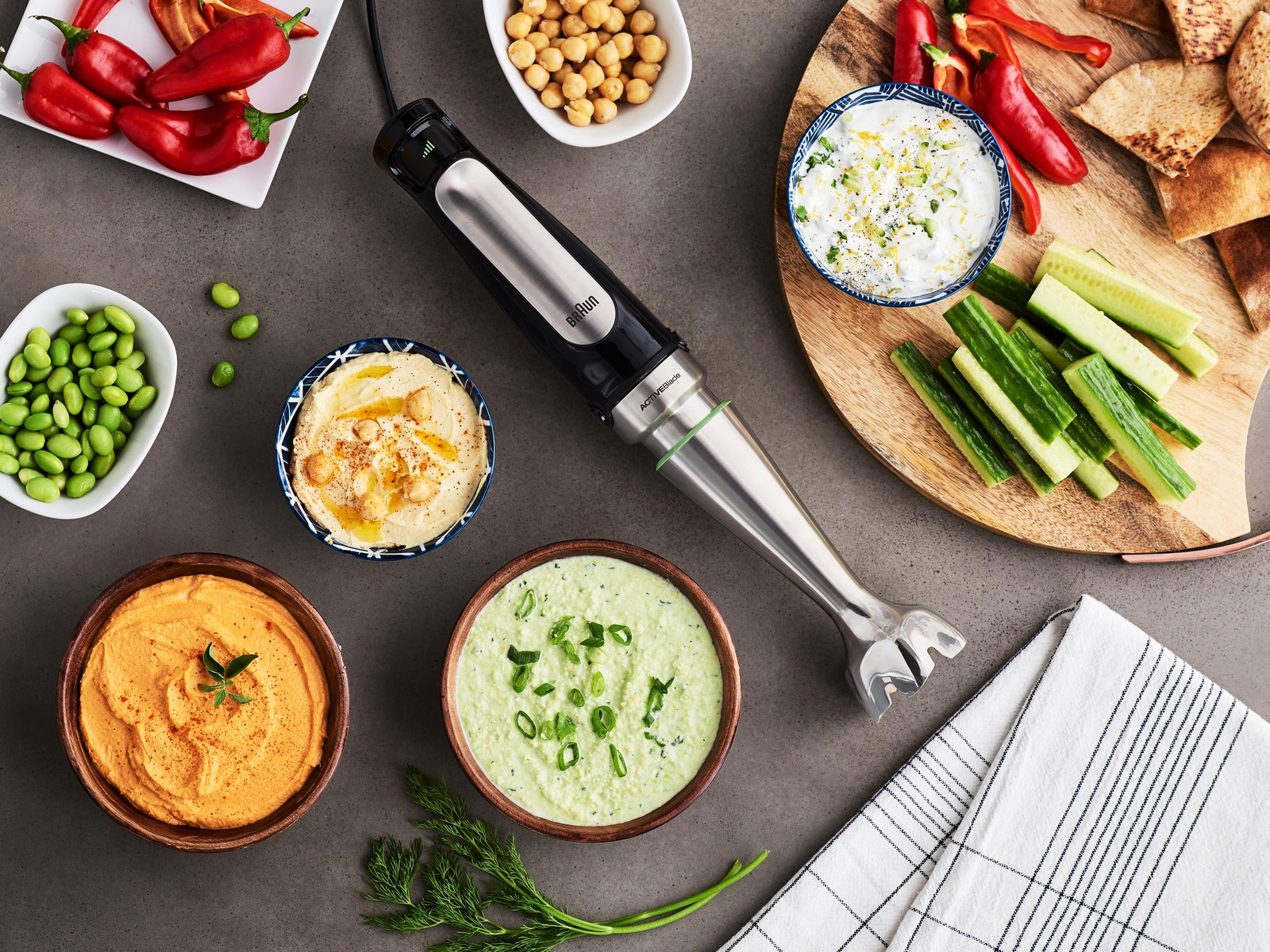 Braun MQ7 MultiQuick Hand Blender Review: Slays Every Sauce and Soup