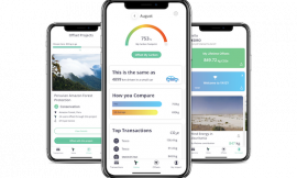 Yayzy app automatically calculates the environmental impact of your spending – TechCrunch