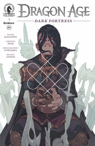 Fenris And The Inquisition Are Back In New Dragon Age Comic Series, Dark Fortress
