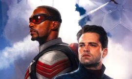 Marvel's Falcon and the Winter Soldier trailer shows duo ready for action