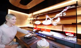 Through the looking glass: Transparent OLED comes to beds, restaurants, subways