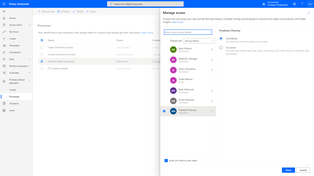 Microsoft debuts Power Automate process advisor and new RPA features