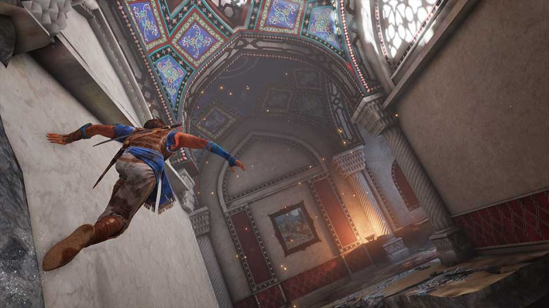 Prince Of Persia: The Sands Of Time Remake Delayed By Two Months