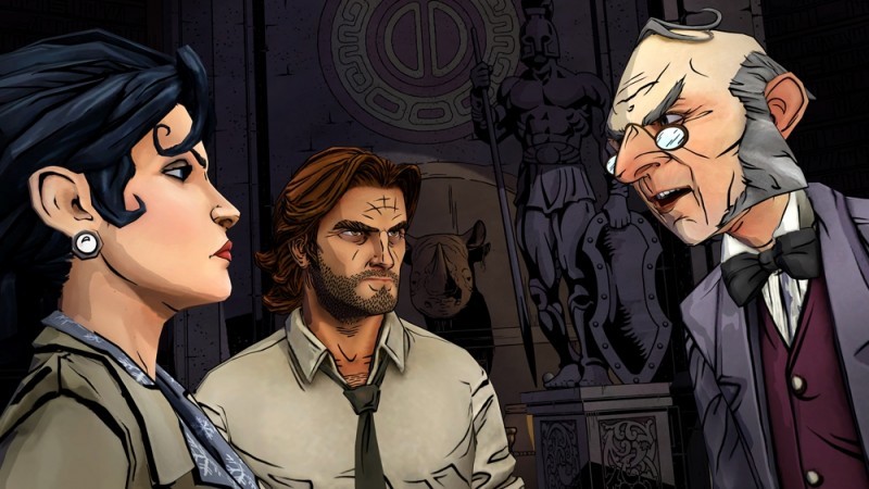 Telltale Games Gives Short Update On The Wolf Among Us Season 2