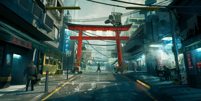 Cyberpunk 2077 Is Sensory Overload For Better Or Worse