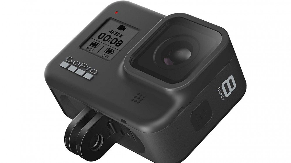 Save $100 On the GoPro HERO8 Black Action Camera, an Excellent Last-Minute Gift – Review Geek
