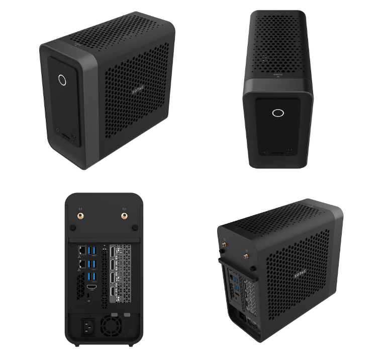 Zotac expands mini-PC gaming lineup with the Magnus One