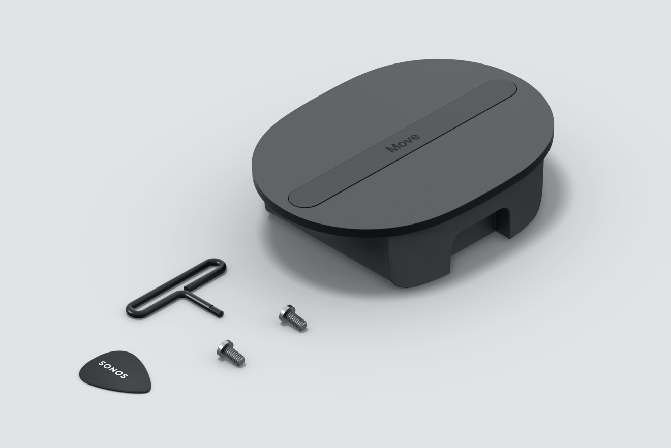 Sonos reveals battery replacement kit for portable Sonos Move speaker & additional streaming services