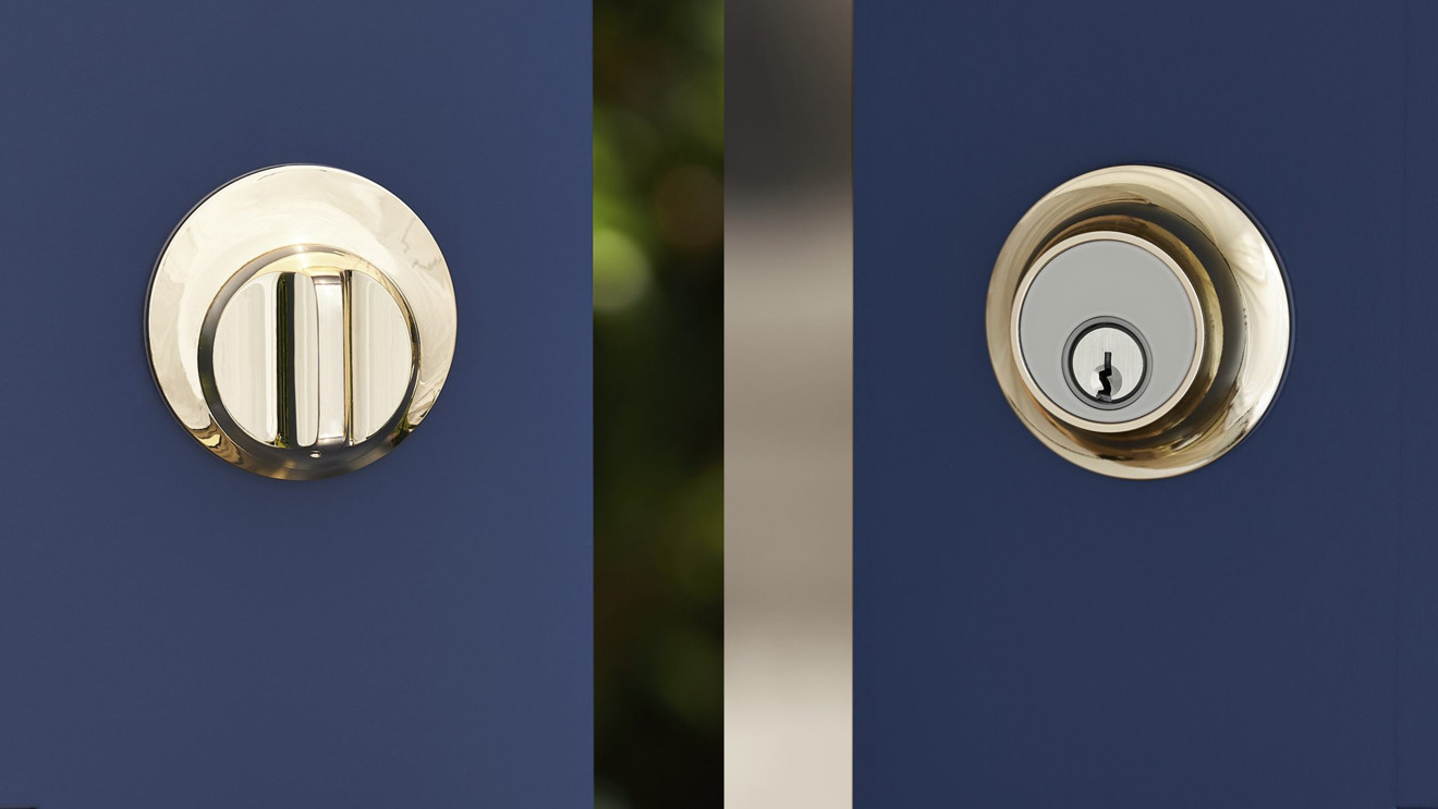 Level announces two new finishes for Touch HomeKit lock