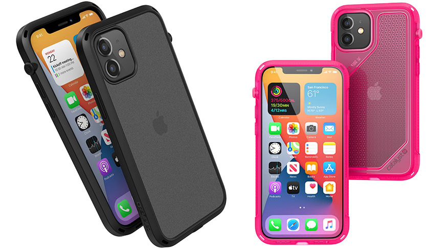 Catalyst announces waterproof Total Protection Case for iPhone 12, updates Influence and Vibe series