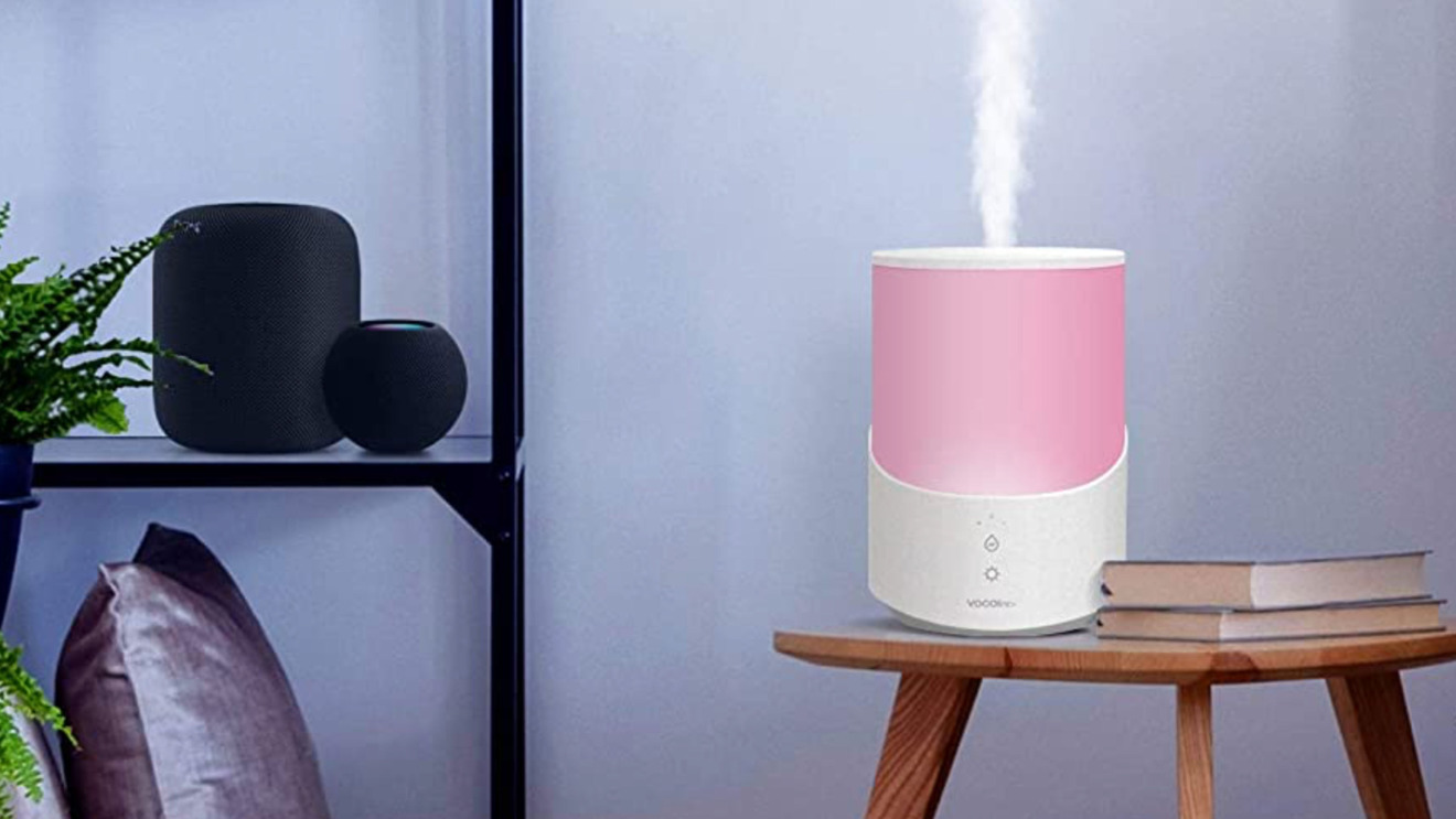 VOCOlinc Cool Mist HomeKit humidifier launches in the US