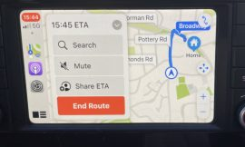How to share your driving ETA on iPhone