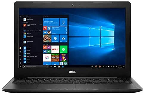 Dell Inspiron 15.6 FHD Touchscreen Truelife LED-Backlit Display Laptop | 10th Gen Intel Core i7-1065G7 | 12GB RAM | 1TB HDD | WiFi | Bluetooth | Windows 10 Home | Black | with Accessory Bundle