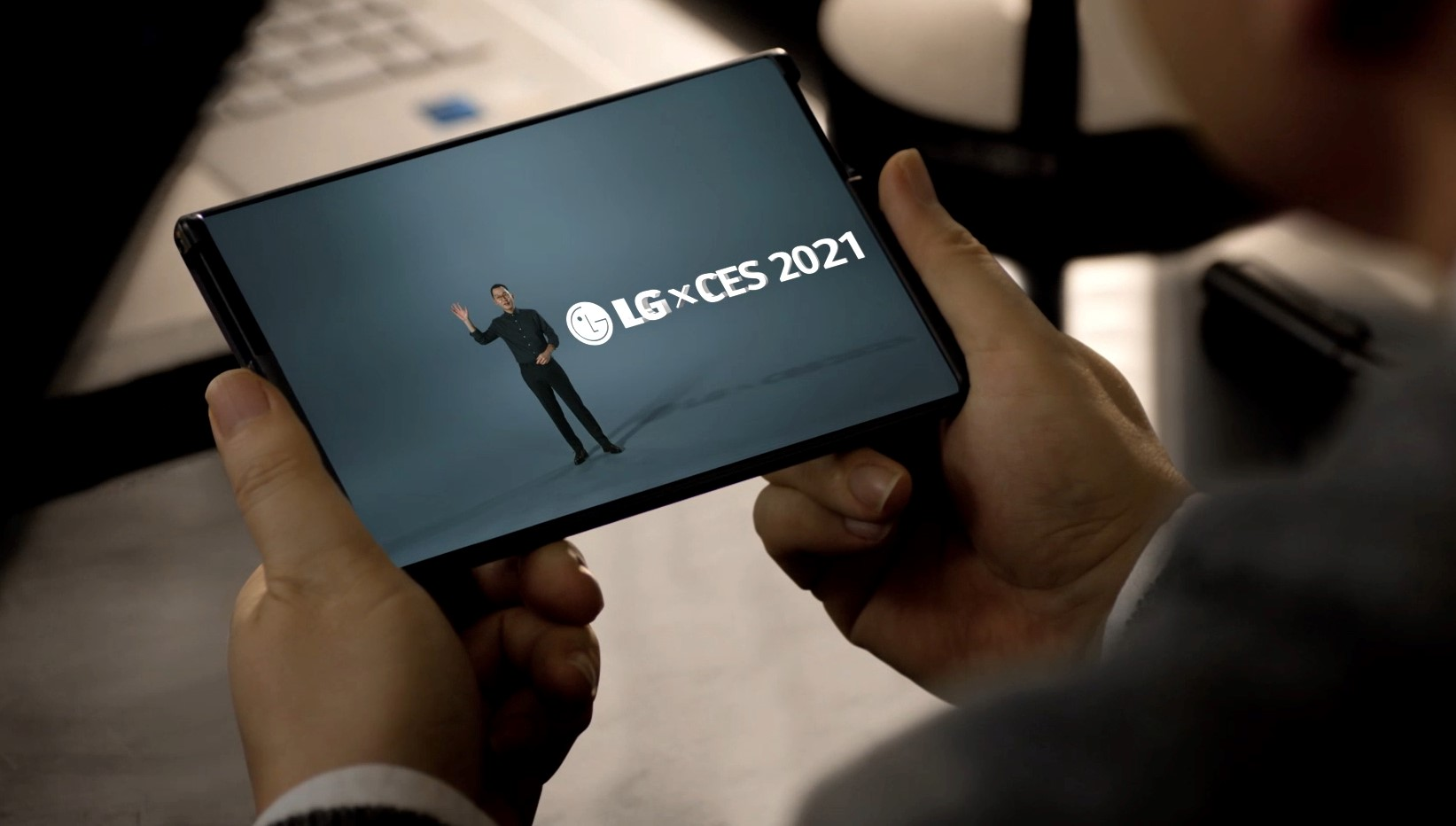 Watch LG's CES event in 9 minutes
