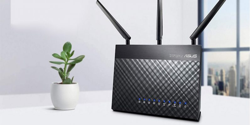 In the event you're having issues with your private home WiFi community, this Asus router could be your reply