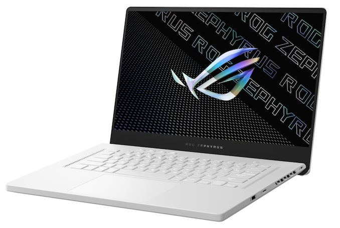 ASUS ROG Zephyrus G15 With Next Gen AMD Ryzen Mobile