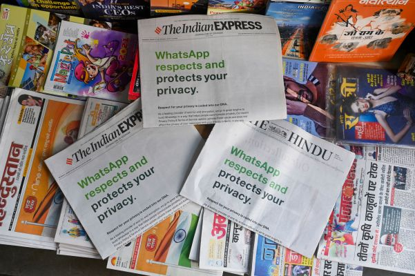 WhatsApp delays enforcement of privacy terms by 3 months, following backlash – TechCrunch